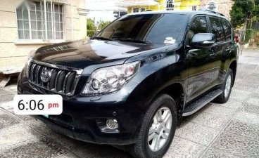 2nd Hand (Used) Toyota Land Cruiser Prado 2012 Automatic Gasoline for sale in Cebu City