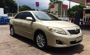 2nd Hand (Used) Toyota Corolla Altis 2009 for sale