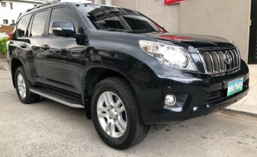 2nd Hand (Used) Toyota Land Cruiser Prado 2012 for sale in Quezon City