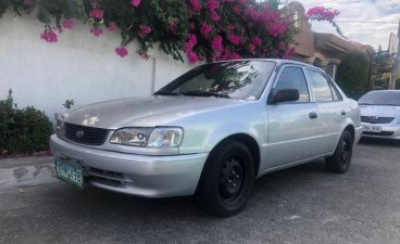 2nd Hand (Used) Toyota Corolla 2004 Manual Gasoline for sale in Las Piñas