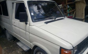 Selling 2nd Hand Toyota Tamaraw 1994 at 130000 in Antipolo