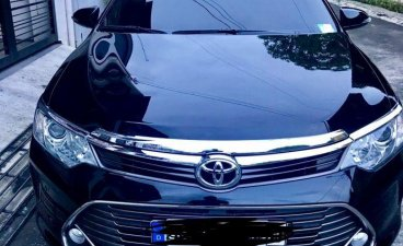 Selling Toyota Camry 2016 Automatic Gasoline in Santa Rosa