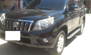 Selling Used Toyota Land Cruiser Prado 2012 in Cebu City