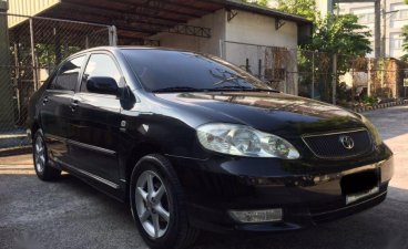 2nd Hand (Used) Toyota Corolla Altis 2001 for sale in Makati