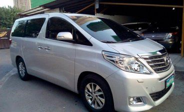 Selling Toyota Alphard 2012 Automatic Gasoline in Pasig