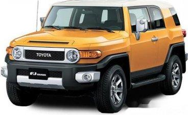 Selling Toyota Fj Cruiser 2019 Automatic Gasoline in Quezon City