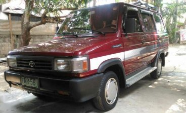 2nd Hand Toyota Tamaraw 1994 for sale in Balagtas