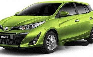 Selling Toyota Yaris 2019 Automatic Gasoline