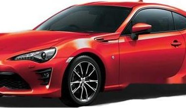 Selling Toyota 86 2019 Automatic Gasoline