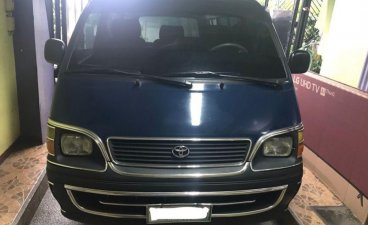 Used Toyota Hiace 2001 Van at Manual Diesel for sale in Manila