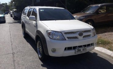 Selling 2nd Hand Toyota Hilux 2008 in Parañaque