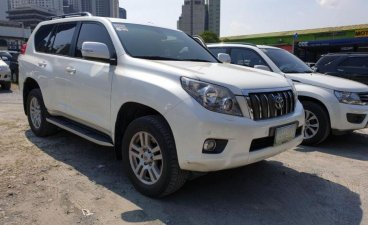 Toyota Land Cruiser Prado 2012 at 50000 km for sale in Cainta