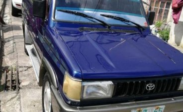 Selling 2nd Hand Toyota Tamaraw 1997 in Baguio