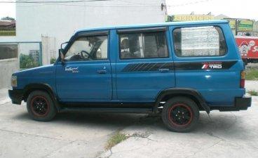 Selling 2nd Hand Toyota Tamaraw 1997 in Mabalacat