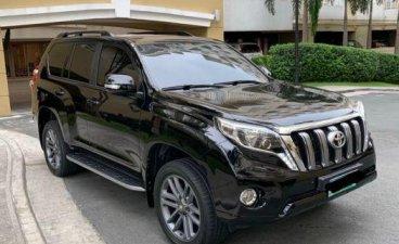 Selling Toyota Land Cruiser Prado 2012 in Quezon City