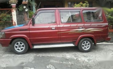 Selling Toyota Tamaraw 1997 at 80000 km in San Simon