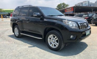 Toyota Land Cruiser Prado 2012 Automatic Gasoline for sale in Pasig