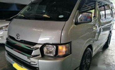 2nd Hand Toyota Hiace 2007 for sale in Manila