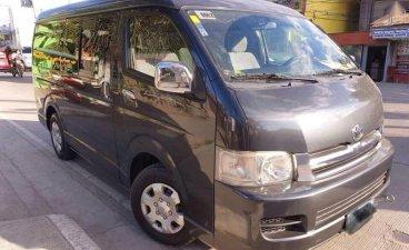 2nd Hand Toyota Hiace 2006 Manual Diesel for sale in Mandaue City