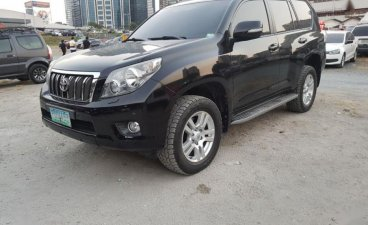 Selling 2nd Hand Toyota Land Cruiser Prado 2010 Automatic Diesel in Pasig