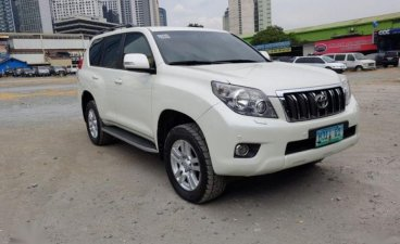 2nd Hand Toyota Land Cruiser Prado 2010 Automatic Diesel for sale in Taguig