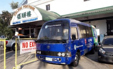 Toyota Coaster 1996 Manual Gasoline for sale in Bacolod