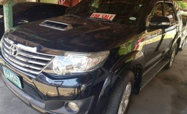 Toyota Fortuner 2013 Automatic Diesel for sale in Cebu City