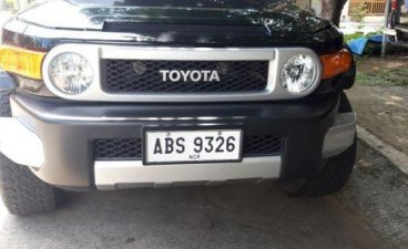 2nd Hand Toyota Fj Cruiser 2015 for sale in Lipa