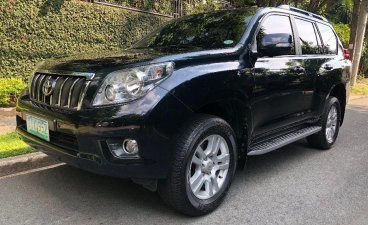 2nd Hand Toyota Land Cruiser Prado 2012 at 65000 km for sale