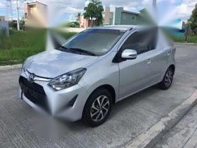 Selling Toyota Wigo 2017 Manual Gasoline in Imus