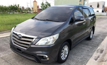 Used Toyota Innova 2015 for sale in Imus