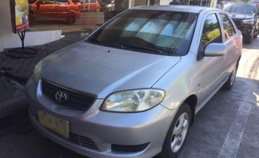 2nd Hand Toyota Vios 2003 Manual Gasoline for sale in Cagayan de Oro