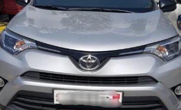 Selling Used Toyota Rav4 2017 in Quezon City