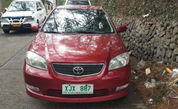 2003 Toyota Vios for sale in Baguio