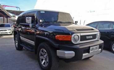 Selling 2nd Hand Toyota Fj Cruiser 2015 in Mandaue