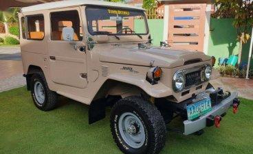 1978 Toyota Land Cruiser for sale in Dumaguete