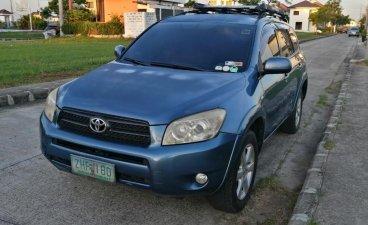 Selling 2nd Hand Toyota Rav4 2006 at 120000 km in Manila