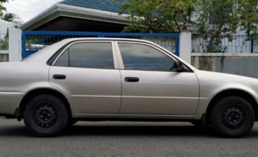 Selling Toyota Corolla 2002 Manual Gasoline in Las Piñas