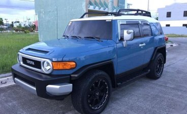 Used Toyota Fj Cruiser 2015 Automatic Gasoline for sale in Imus