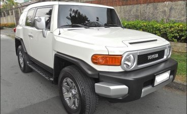 Selling Used Toyota Fj Cruiser 2015 in Quezon City