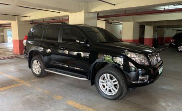 Toyota Land Cruiser Prado 2012 Automatic Gasoline for sale in Quezon City