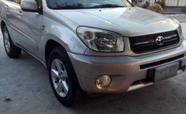 Toyota Rav4 2003 Manual Gasoline for sale in Marikina