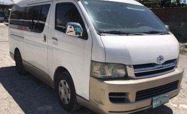 Selling Toyota Hiace 2006 Manual Diesel in Parañaque