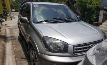 Selling 2nd Hand Toyota Rav4 2003 in Quezon City