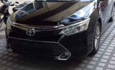 Toyota Camry 2016 Automatic Gasoline for sale in Quezon City