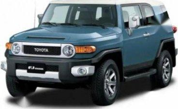 Selling Toyota Fj Cruiser 2019 Automatic Gasoline in Pateros