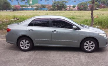2nd Hand Toyota Corolla Altis 2009 for sale in Quezon City