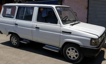 Selling Toyota Tamaraw 1997 Manual Gasoline in Manila