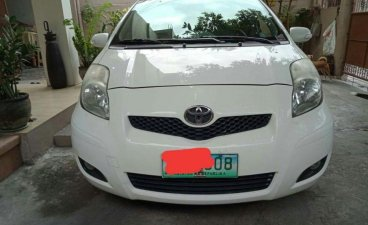 Selling 2nd Hand Toyota Yaris 2011 in Marikina