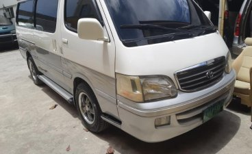 2nd Hand Toyota Hiace 2004 at 110000 km for sale in Plaridel